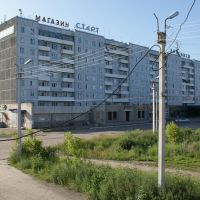 Start, Predmostniy mkr, 14, Канск
