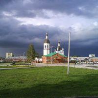 Svyato-Troickiy sobor, Канск