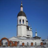 Церковь, Канск