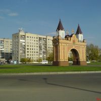 Триумфальная арка, Канск