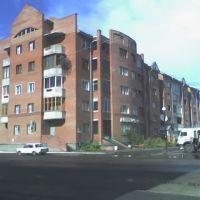 Улица Коростелева, дом 28 (14.08.2005 г.), Канск