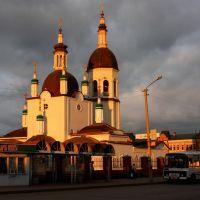 Свято-Троицкий собор, Канск