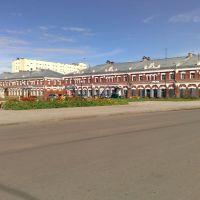 Площадь Коростелева, Канск