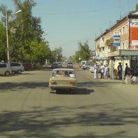 ул.Московская, Канск