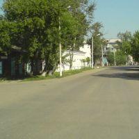 ул.Бородинская, Канск