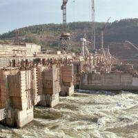 Богучанская ГЭС, Кежма