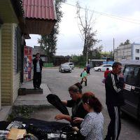 привокзальный рынок, Козулька