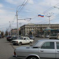 площадь, Красноярск