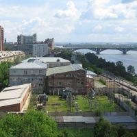Electric substation, Красноярск