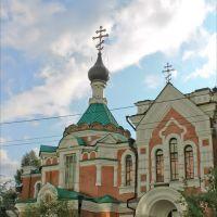 Храм святого пророка Предтечи, Красноярск