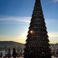 За день до 2012 года..., Красноярск