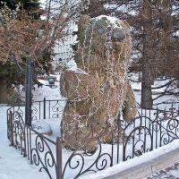 г. Красноярск. Властелину времени и повелителю часовых стрелок посвящается :), Красноярск