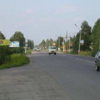Зеленая роща, Лесосибирск