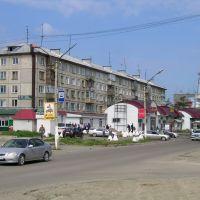 5-й микрорайон, Лесосибирск