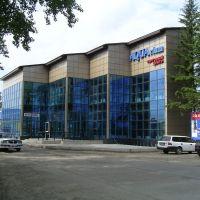 "магазин ""Аквариум"", Лесосибирск"
