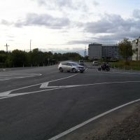 Объездная дорога, Лесосибирск