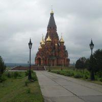 храм, Лесосибирск