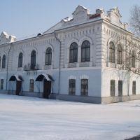 Драмтеатр, Минусинск