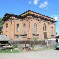 Вознесенская церковь, Минусинск