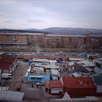 Вид с окна, Минусинск