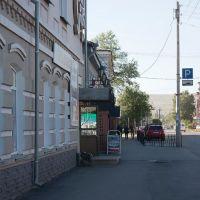 Октябрьская, Минусинск