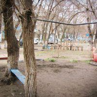 Минусинск, двор Тимирязева 7, Минусинск