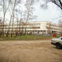 Минусинск, школа 9, Минусинск