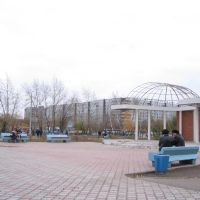 Minusinsk center, Минусинск