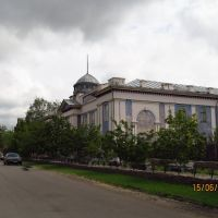 Minusinsk Regional Museum of Local Lore named after N. Martyanov, Минусинск