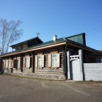 local museum, Мотыгино