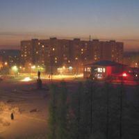 Центральная площадь, Назарово