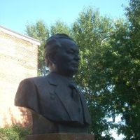 Памятник Черненко, Новоселово