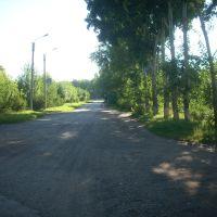 Улица Театральная, Новоселово