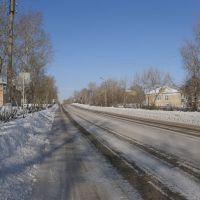 ул. Ленина, Новоселово