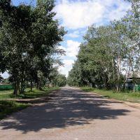 ул. Космонавтов, Новоселово