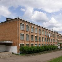 Новоселовская СОШ №5. Корпус №1, Новоселово