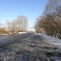 ул. Горького, Новоселово