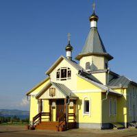 Свято-Крестовоздвиженский храм, Новоселово