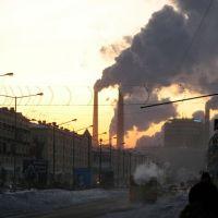 Ленинский проспект, Норильск