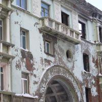 Сталинки Норильска, Норильск