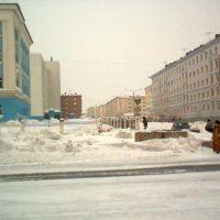 norilsk, Норильск