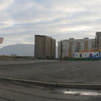 Вид на Солнышко by T-chetverty. 2010, Норильск