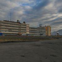 Дом Быта by T-chetverty. 2010, Норильск