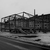 Конструкция by T-chetverty. 2010, Норильск