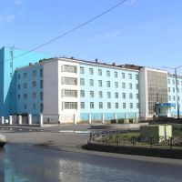 роддом, Норильск