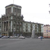 площадь, Норильск