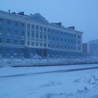 Медгородок (2007) by NикитоS, Норильск