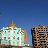 Мечеть в Норильске.Mosque to Norilsk., Норильск