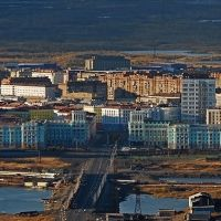 Парадный въезд, Норильск
