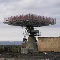 Антенно-фидерное устройство «Изумруд», Норильск